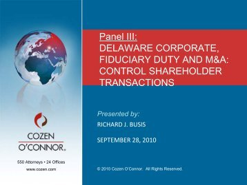 Panel_3_presentation_AClick Link to Download - RR Donnelley