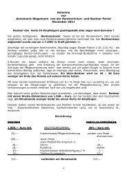 und Rentner Partei November 2011 - Rentnerinnen- und Rentner ...