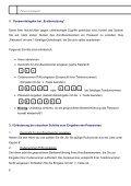 Bedienungsanleitung Anrufbeantworter für digitale Telefone - Seite 6