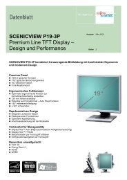 SCENICVIEW P19-3P Premium Line TFT Display – Design und ...
