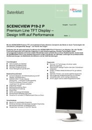 SCENICVIEW P19-2 P Premium Line TFT Display – Design trifft auf ...