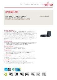 FTS ESPRIMO C5730 E-STAR4, iQ43