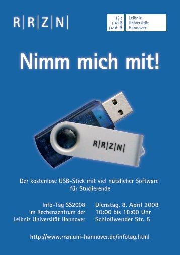 R|Z|N - RRZN - Leibniz Universität Hannover