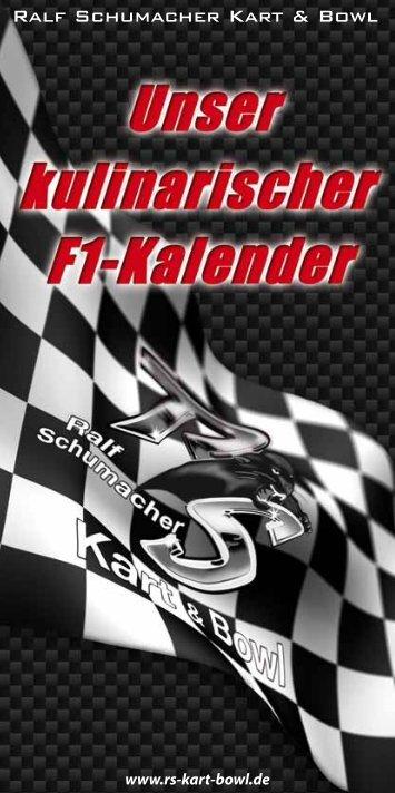 Ralf Schumacher Kart & Bowl - Ralf Schumacher Kartcenter