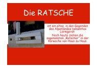 Ratsche deutsch