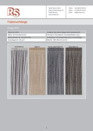Design 9700 - Rudolf Stamm GmbH