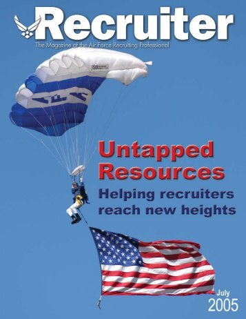Editorial staff - Air Force Recruiting Service
