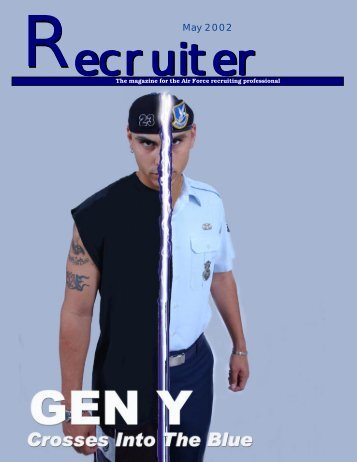May Recruiter - Air Force Recruiting Service