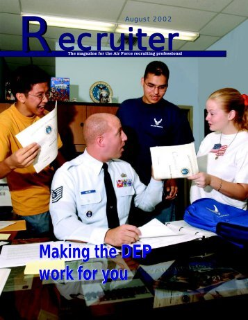 June Recruiter - Air Force Recruiting Service