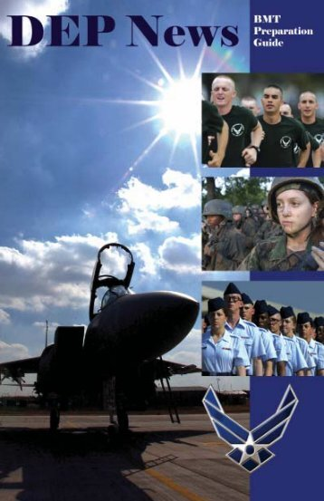 BMT Preparation Guide - Air Force Recruiting Service