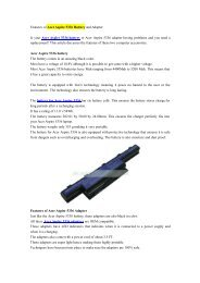 Features of Acer Aspire 5336 Battery and Adapter.pdf