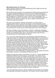 Bericht-MTB-Event-2008 - RSC Klopeiner See