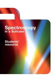 Spectroscopy - Royal Society of Chemistry