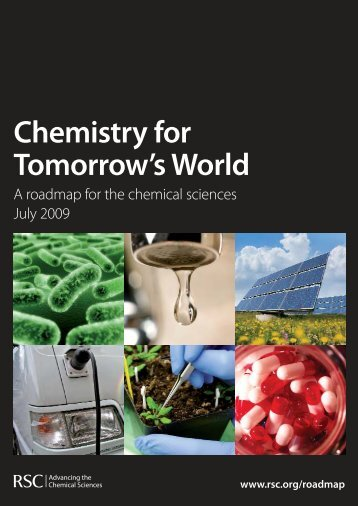 Chemistry for Tomorrow's World Briefing Report with Top Ten ...