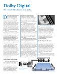 Dolby Digital - R.S. Engineering and Manufacturing - Page 2
