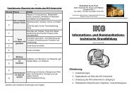 Informations- und Kommunikations- technische Grundbildung