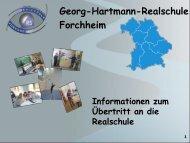ABSCHLUSSPRÜFUNGEN an REALSCHULEN in Bayern