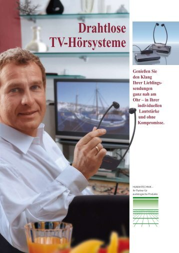 Drahtlose TV-Hörsysteme - BHB Batteries