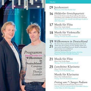 PDF-Download (1 MB) - Robert Schumann Hochschule Düsseldorf