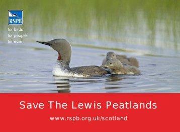 Lewis Campaign2.pub - RSPB