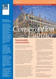 Conservation Planner 20 - RSPB