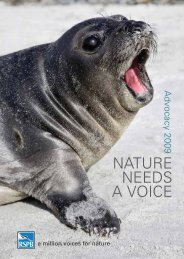 RSPB Advocacy 2009 - Nature needs a voice