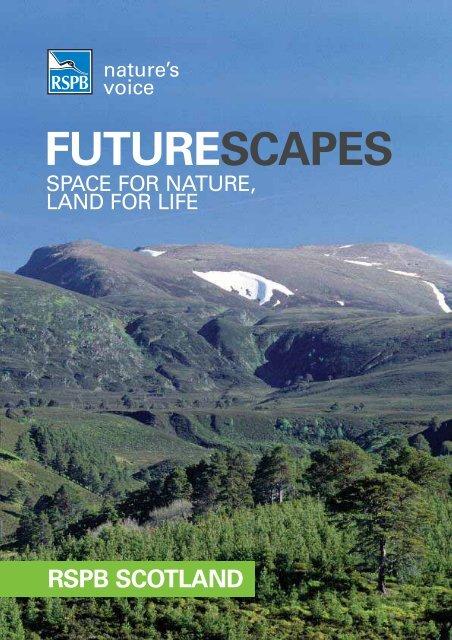 FUTURESCAPES - RSPB