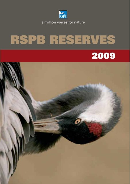 RSPB Reserves 2009