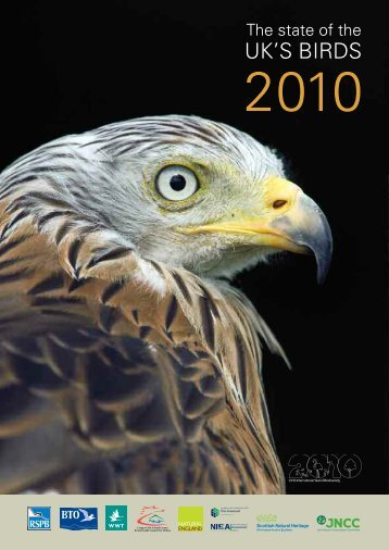 The state of the UK's birds 2010 report - RSPB