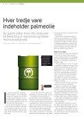 bag billigt eller økologisk hver tredje vare indeholder palmeolie - Page 2