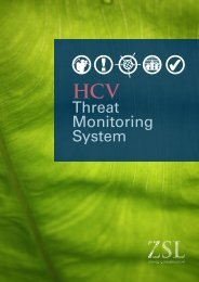 Threat Monitoring System - HCV Resource Network
