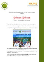 GreenPalm Blog Interview with Simon Perry from Johnson and ...