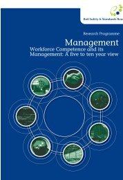T590: Workforce Competence and its Management - RSSB