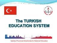 Presentation of the Education System in Turkey.pdf