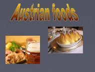 Food from Austria