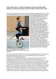 Deutsche Schülermeisterschaft 18/19 Juni 2011 Worms - RSV Gutach