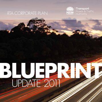 Blueprint update Update 2011 - RTA - NSW Government