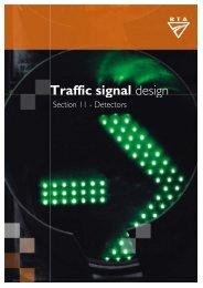 Traffic Signal Design - Section 11 Detectors - RTA