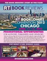 PROMO Booklet - RT Book Reviews