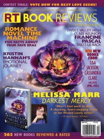 April - RT Book Reviews