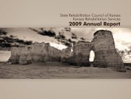 2009 Annual Report - Research and Training Center on ...