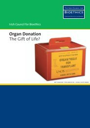 Organ Donation The Gift of Life?