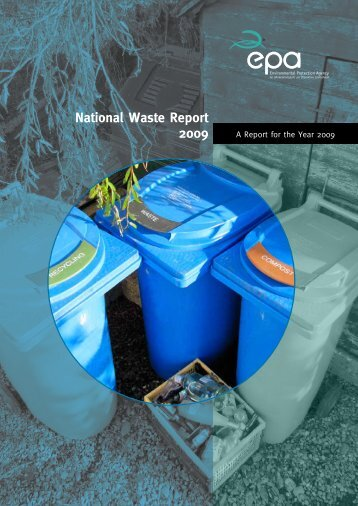 National Waste Report 2009