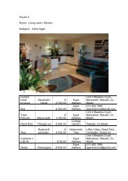 House 2 Room: Living room / Kitchen Designer: Cathy Egan Custom ...