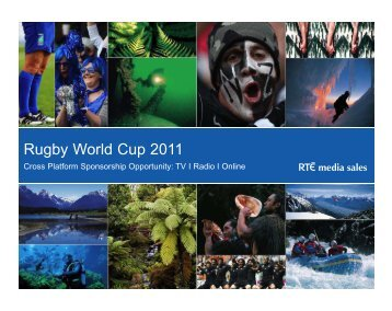 Rugby World Cup 2011.qxp - RTÉ
