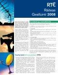 Ráiteas Geallúintí 2008 - RTÉ - Page 2