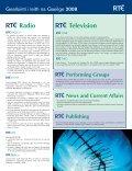 Ráiteas Geallúintí 2008 - RTÉ - Page 6