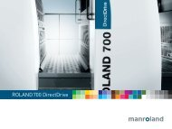 ROLAND 700 DirectDrive