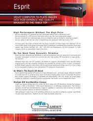 Alfaquest Espirit - RTI Global Inc.