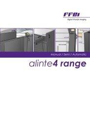 FFEI Alinte 4 Range